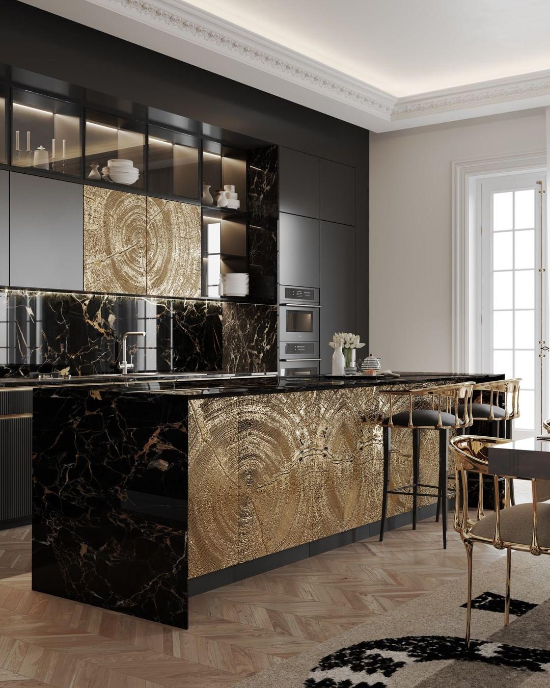 kitchen decor ideas Modern Kitchen Decor Ideas For 2021 modern kitchen decor ideas for 2021 1