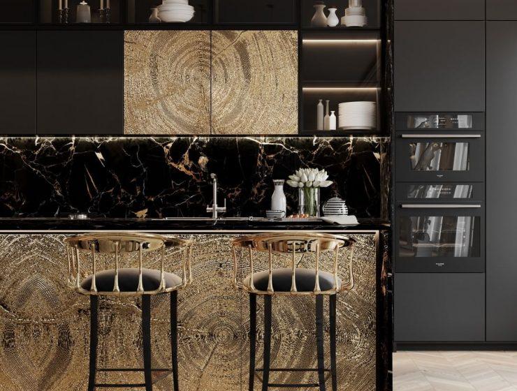 kitchen decor ideas Modern Kitchen Decor Ideas For 2021 modern kitchen decor ideas for 2021 5 740x560