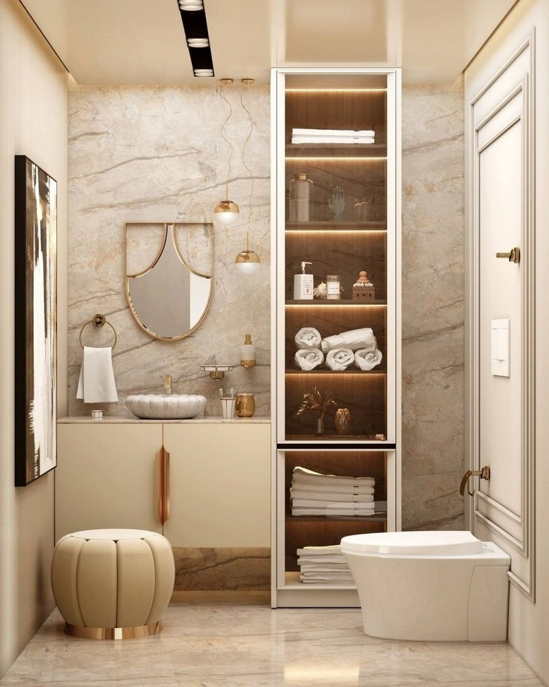 Add a Luxurious Touch To Your Bathroom With These Ideas