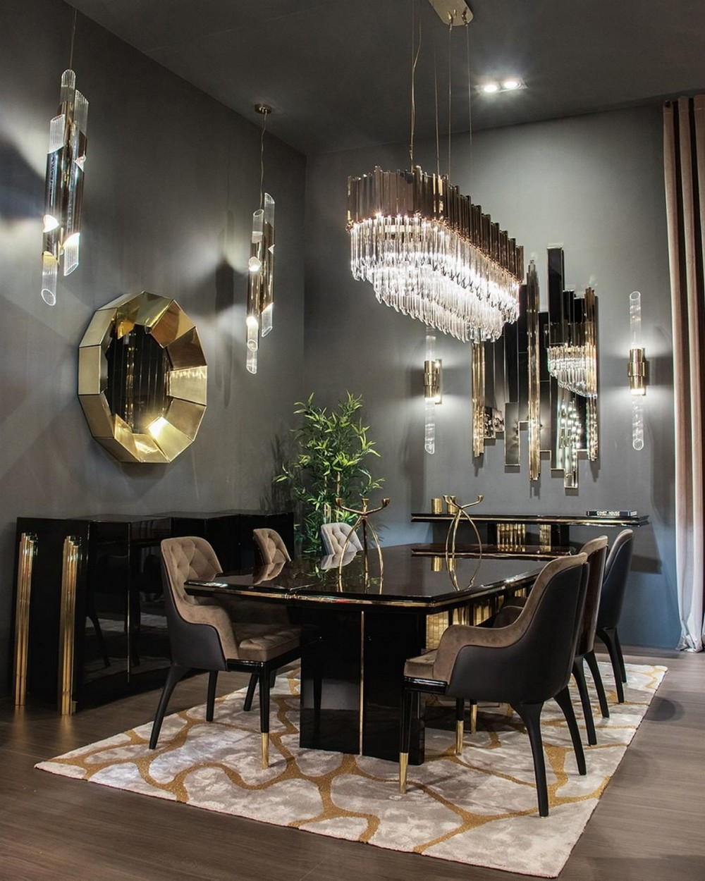 Improve Your Dining Room With These Amazing Ideas dining room Improve Your Dining Room With These Amazing Ideas 1 7