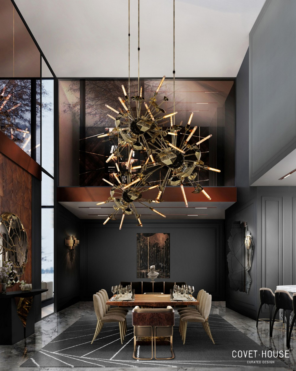 dining room Improve Your Dining Room With These Amazing Ideas 10 2