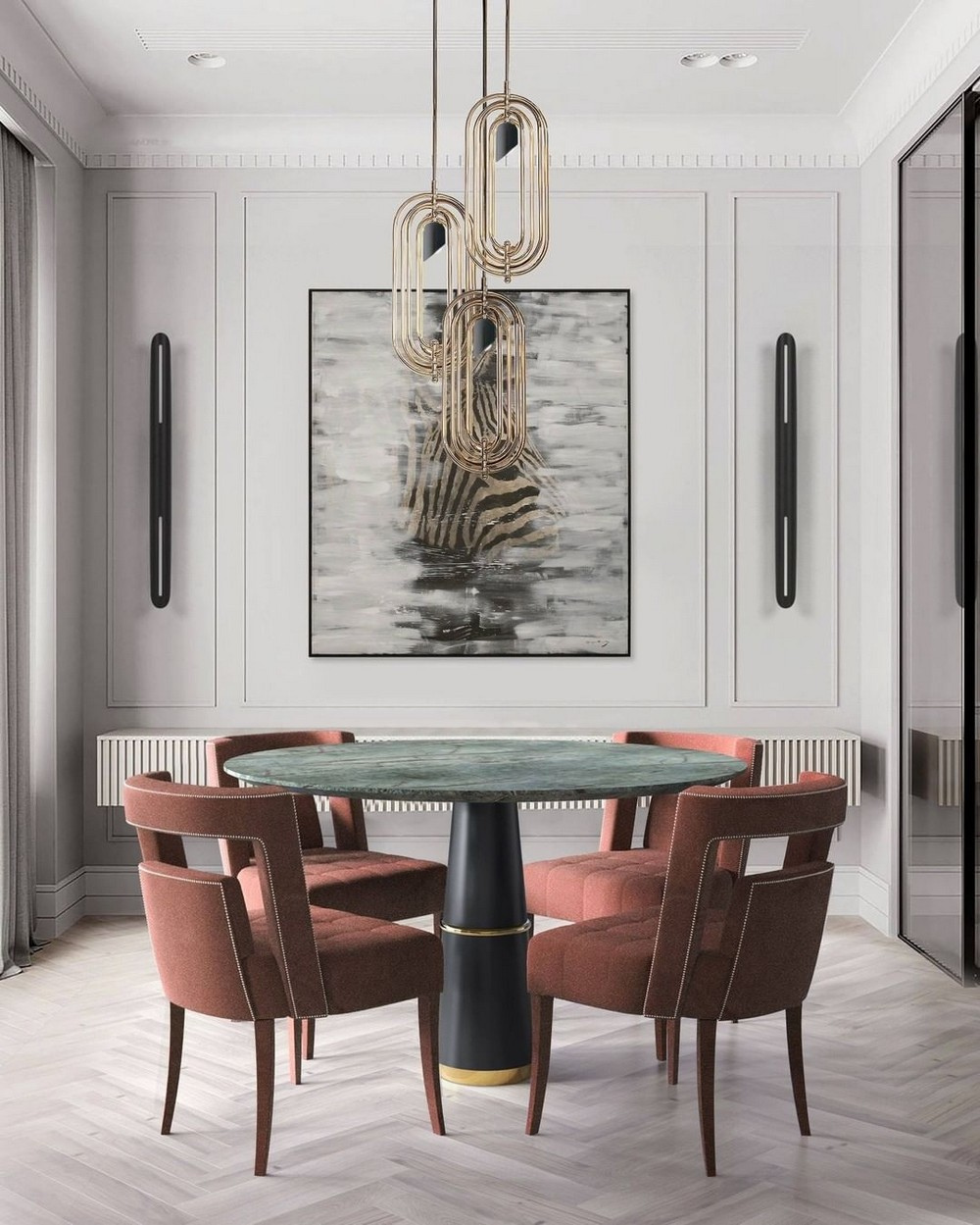 dining room Improve Your Dining Room With These Amazing Ideas 11