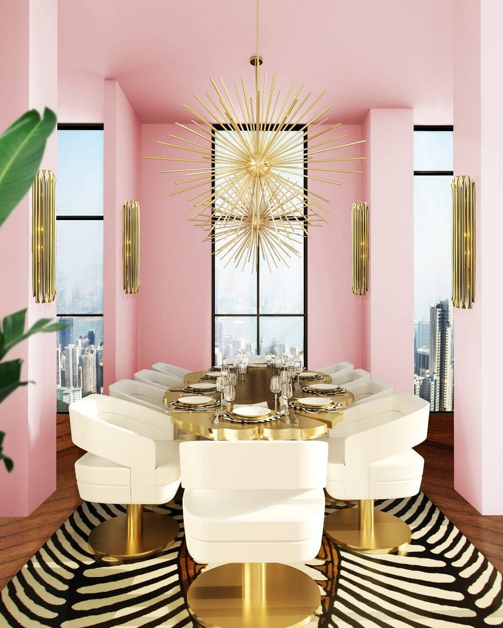 dining room Improve Your Dining Room With These Amazing Ideas 12