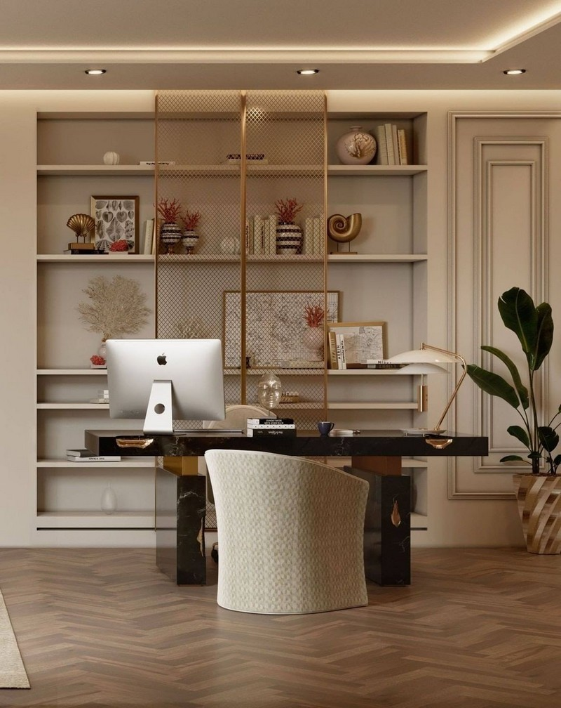 Fall In Love With These Home Office Ideas