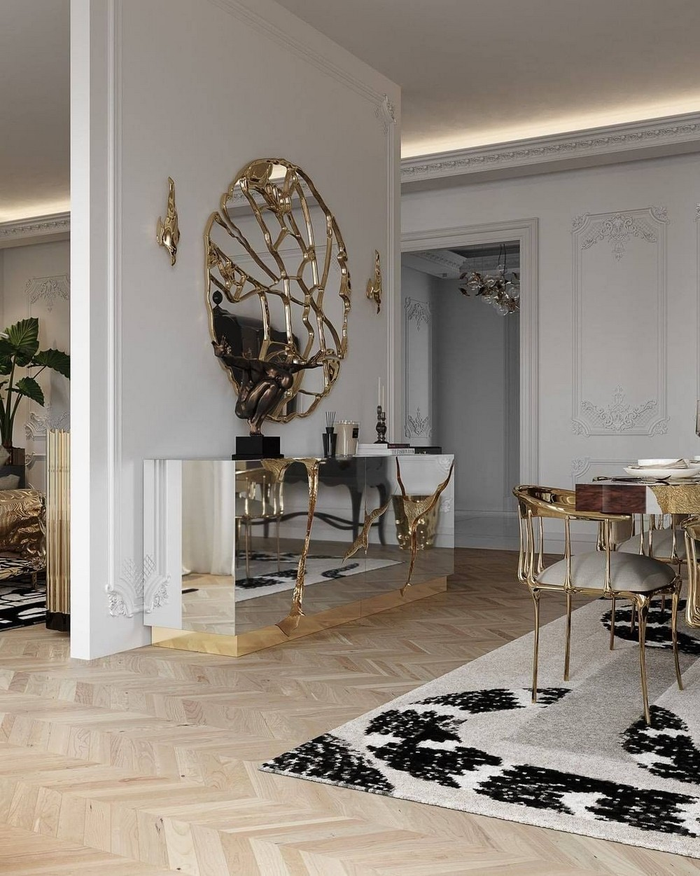 Improve Your Dining Room With These Amazing Ideas dining room Improve Your Dining Room With These Amazing Ideas 3 7