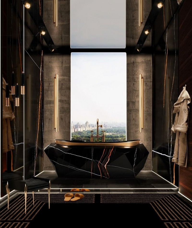 bathroom Add A Luxurious Touch To Your Bathroom With These Ideas 5 3