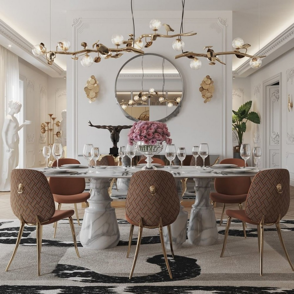 dining room Improve Your Dining Room With These Amazing Ideas 5 5