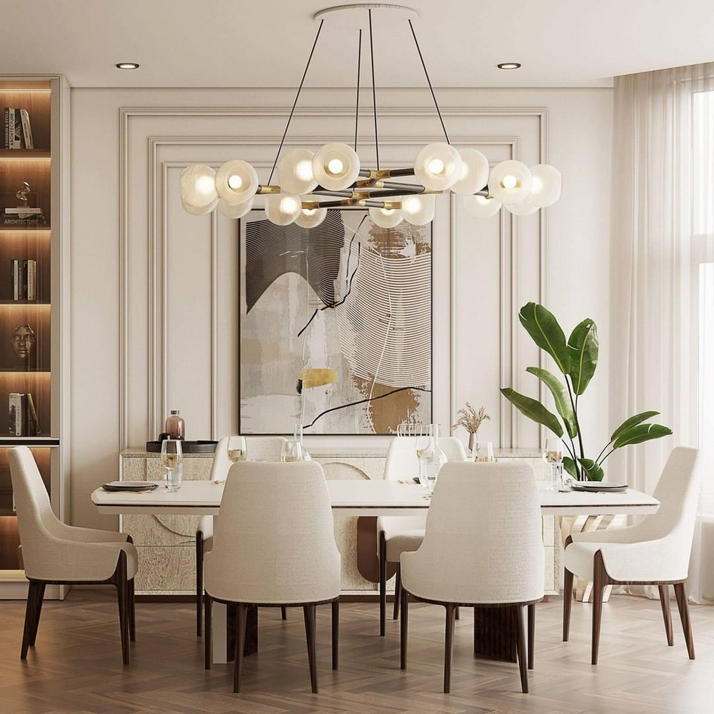 dining room Improve Your Dining Room With These Amazing Ideas 6 5