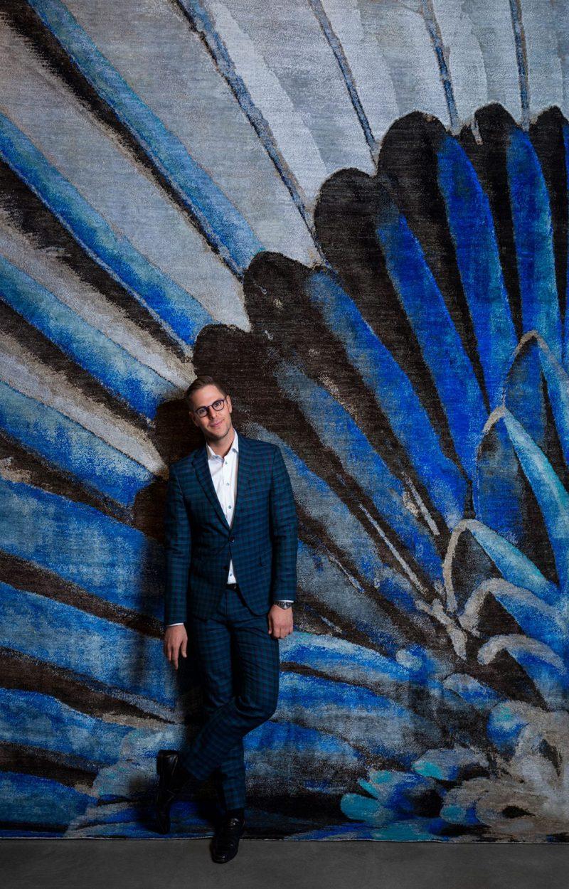 benjamin johnston Benjamin Johnston: Meet The Inspirational Designer 8 12