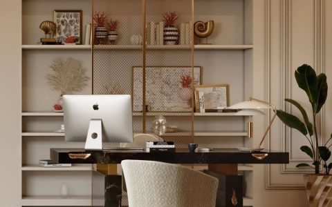 home office ideas Fall In Love With These Home Office Ideas 89 480x300