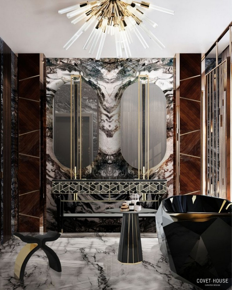 bathroom Add A Luxurious Touch To Your Bathroom With These Ideas 9 2