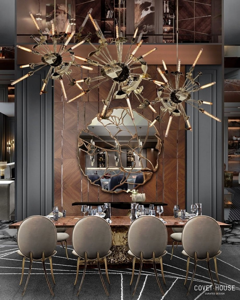 dining room Improve Your Dining Room With These Amazing Ideas 9 4