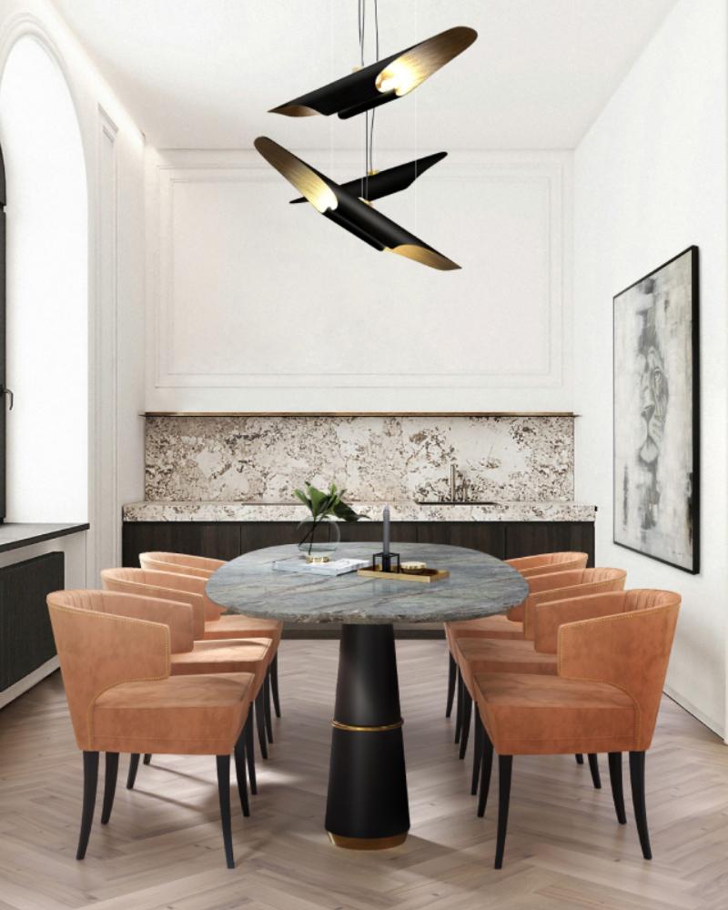 Alexandrine Veneri Interior Design Projects alexandrine veneri Alexandrine Veneri Interior Design Projects BRABBU DINING ROOM 1