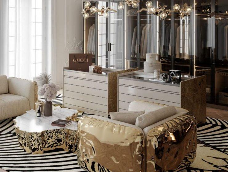 closet ideas 6 Best Walk In Closet Ideas Iconic Penthouse In Paris is Boca do Lobos Newest Endeavour 1 scaled 1 740x560