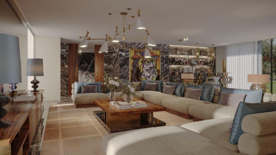 Contemplate The Untamed & Modern Contemporary Home in La Finca