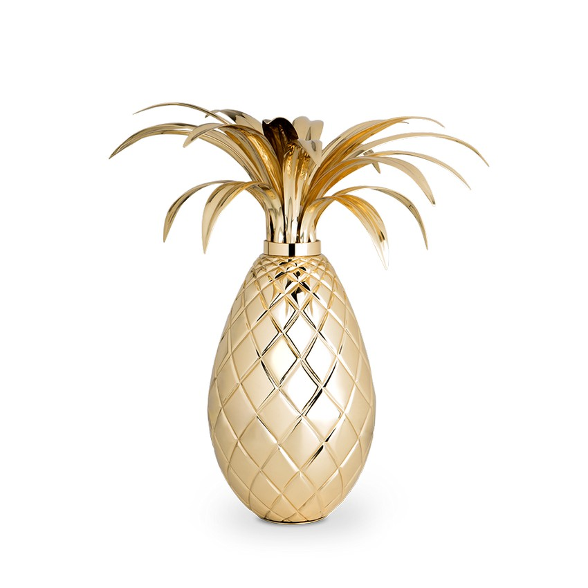 lighting collection Brace Yourselves: The Ultimate Lighting Collection Is Here! miranda pineapple lamp 1