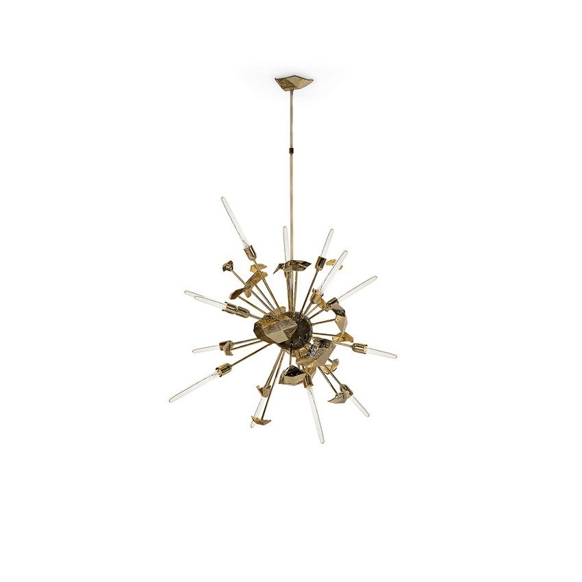lighting collection Brace Yourselves: The Ultimate Lighting Collection Is Here! supernova chandelier boca do lobo 01
