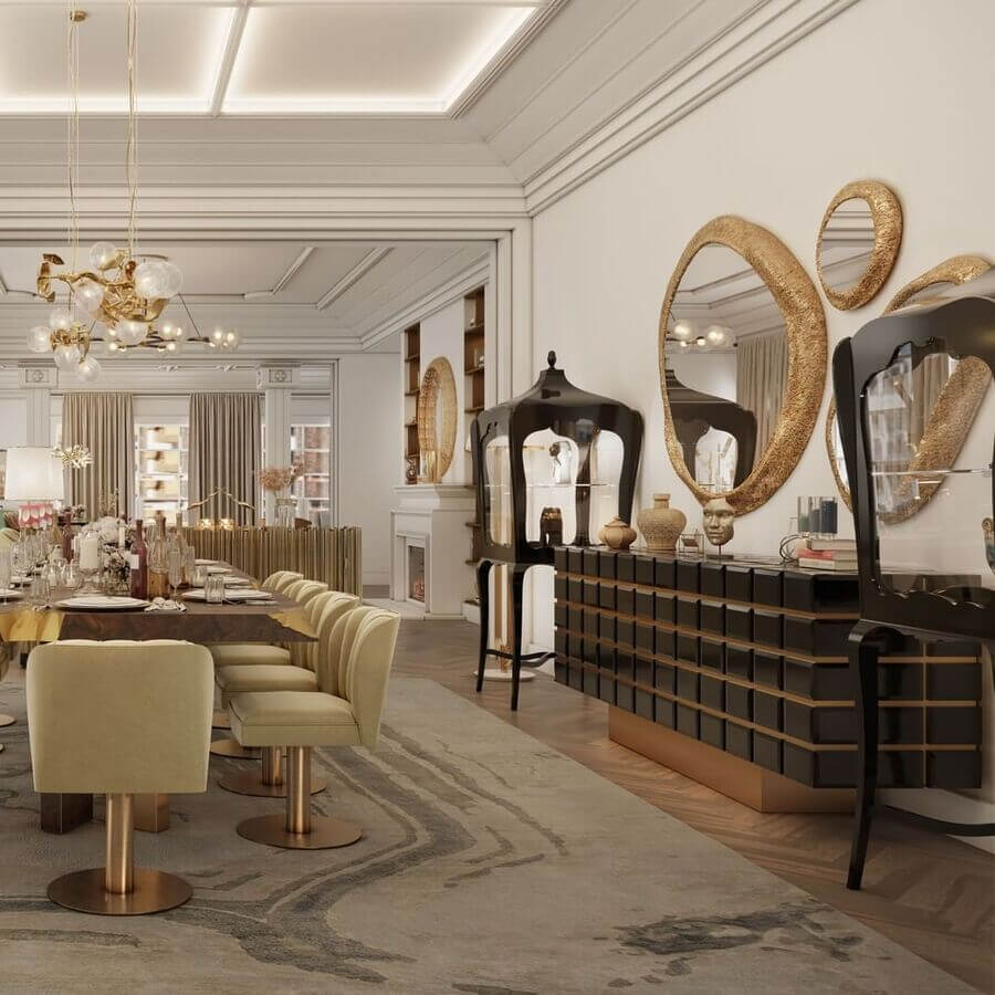 6 Trend Interior Design Ideas For Your Dining Room
