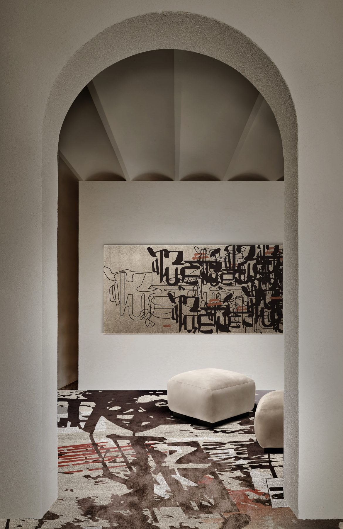 90s Urban Trends: Interiors with Creativity and Indulgence Urban Collection by Rug'Society