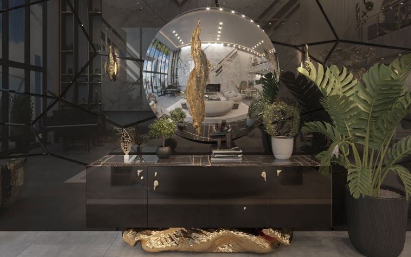 Artful Experience In A New York Penthouse By Boca do Lobo Studio