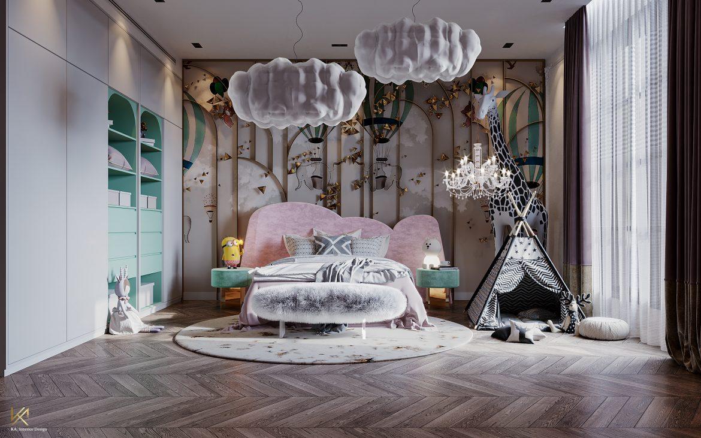 Covet House x K.A Interior Design:  A Opulent Modern Classic Villa In Riyadh 01