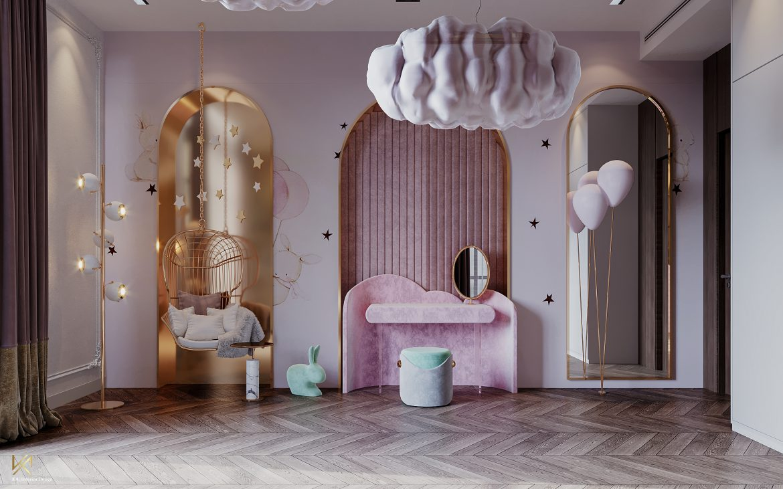 Covet House x K.A Interior Design:  A Opulent Modern Classic Villa In Riyadh 06