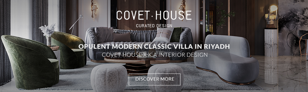 Covet House x K.A Interior Design:  A Opulent Modern Classic Villa In Riyadh banner article BLOG