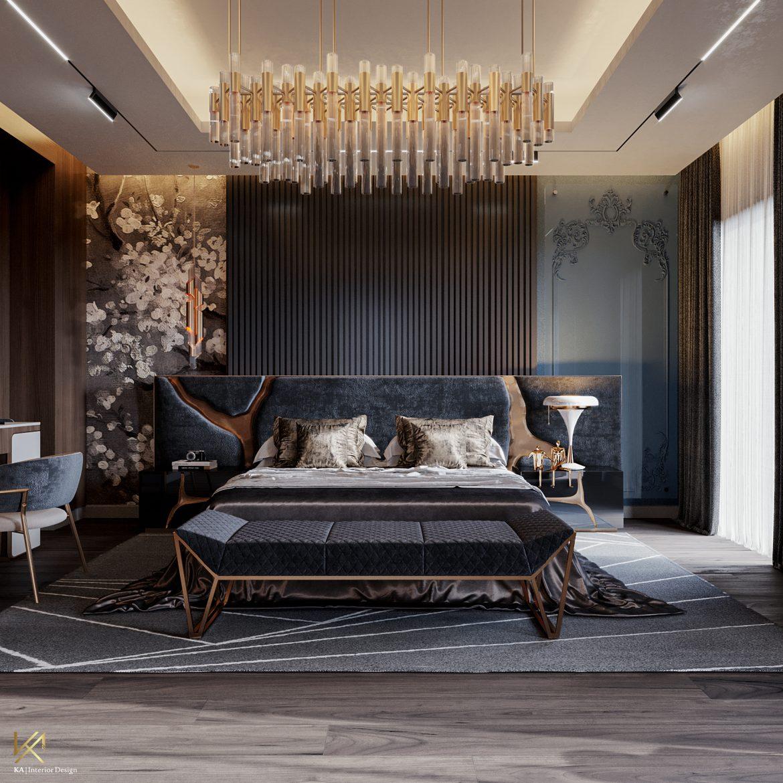 Covet House x K.A Interior Design:  A Opulent Modern Classic Villa In Riyadh covet house k a interior design opulent modern classic villa riyadh 7