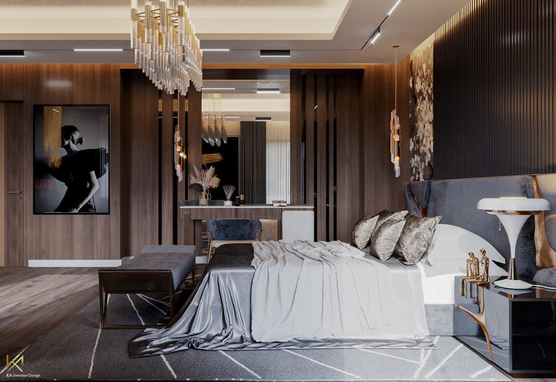 Covet House x K.A Interior Design:  A Opulent Modern Classic Villa In Riyadh covet house k a interior design opulent modern classic villa riyadh 8