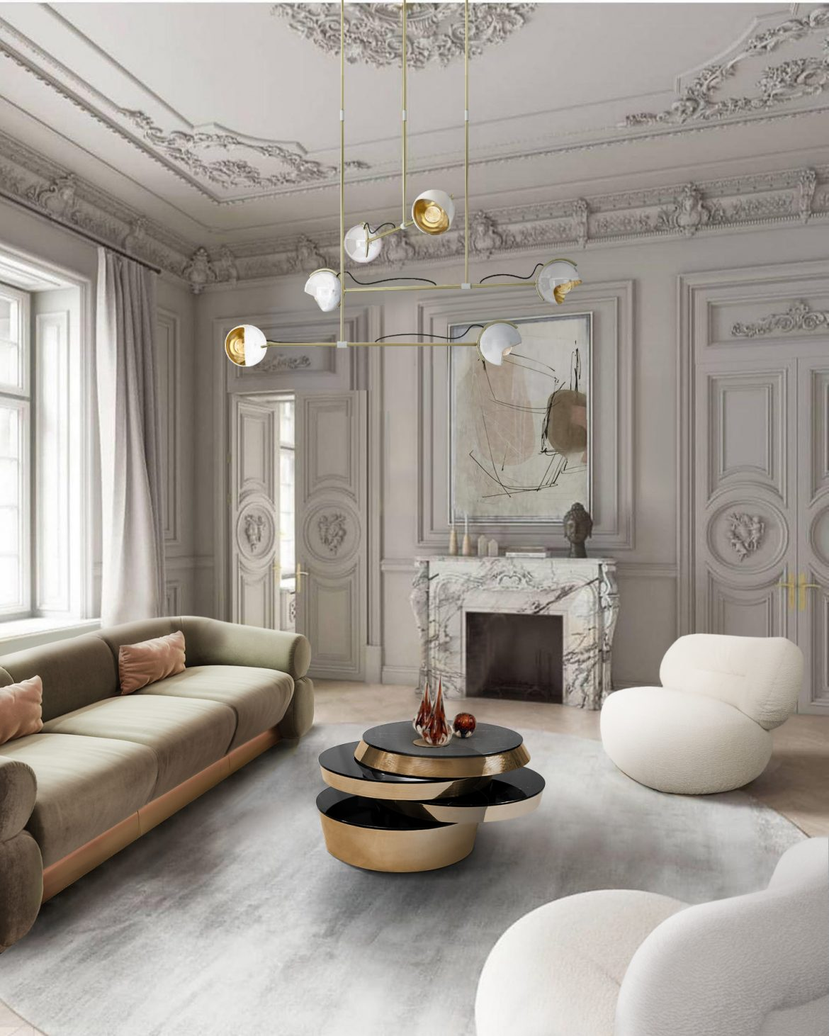 living room ideas Bring Your Living Room To Life With These Wonderful Ideas EH 3