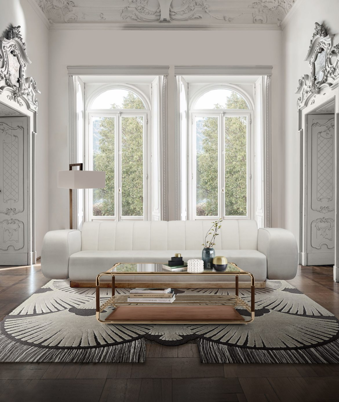 living room ideas Bring Your Living Room To Life With These Wonderful Ideas EH 5